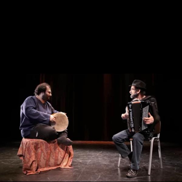 Duo Michel Macias, Pedram Khavarzamini – Scènes d'été en Gironde 2011 (video)