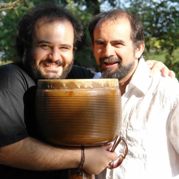 Michel Macias & Pedram Khavarzamini