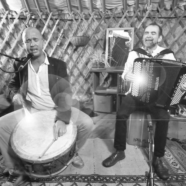 Duo Michel Macias et Fouad Achkir