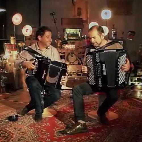 Duo Michel Macias & Sébastien Bertrand (vidéo)