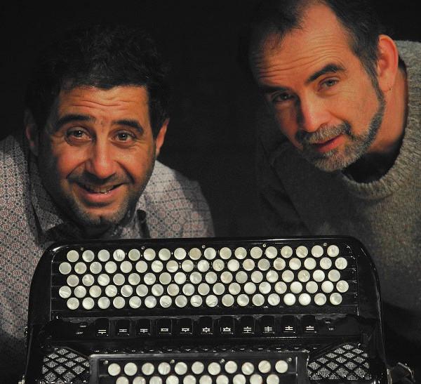 Duo Michel Macias et Sébastien Bertarnd